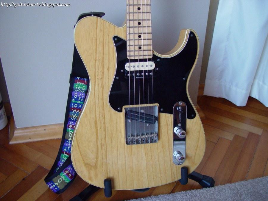 Yamaha Guitars Chris Poland