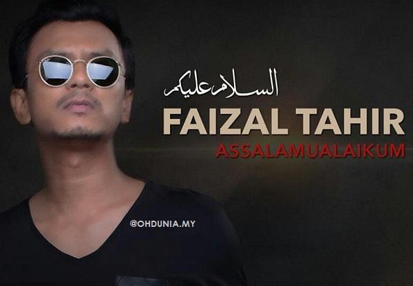 Mufti Perlis Puji Faizal Tahir Kerana Lagu Assalamualaikum
