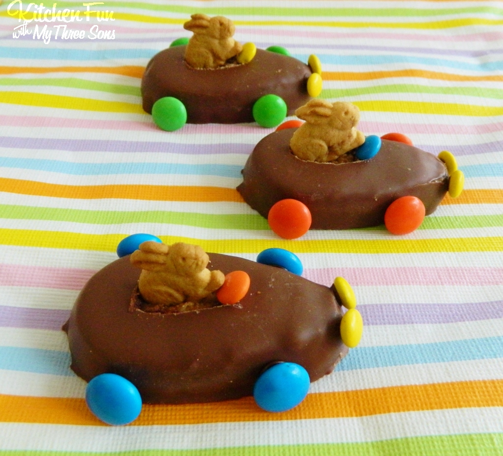 Easter Bunny Reese S Egg Cars