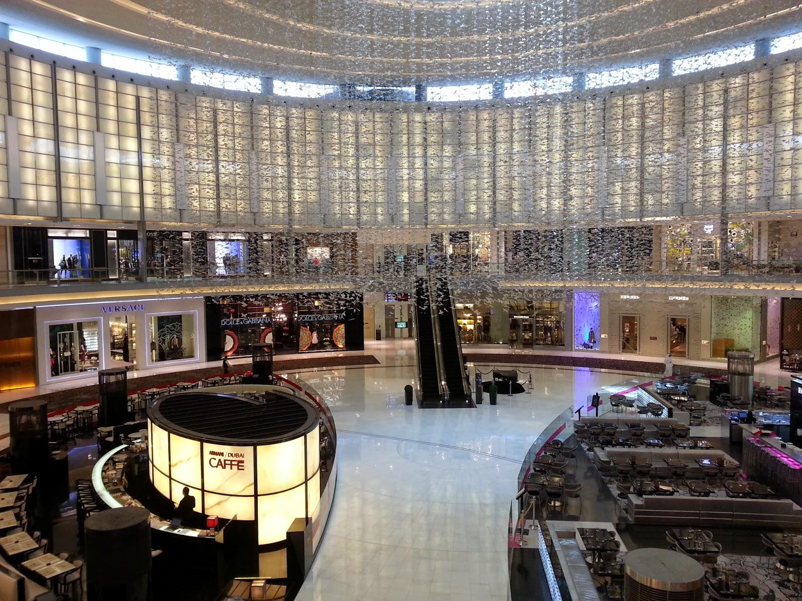 Tashas Planet Dubai Mall Lost in Style