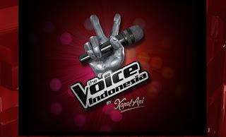 Finalis The Voice indonesia yang masih tersisa