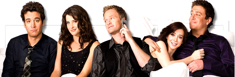 Acompanhe tudo sobre How I Met Your Mother