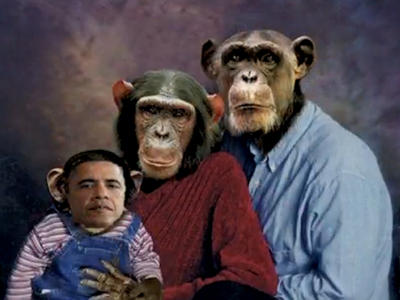 scandal obama chimpanzee most hated