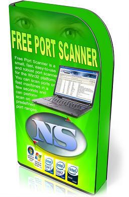 تحميل برنامج Free Port Scanner 3.1.9 للتحكم فى منافذ الشبكة