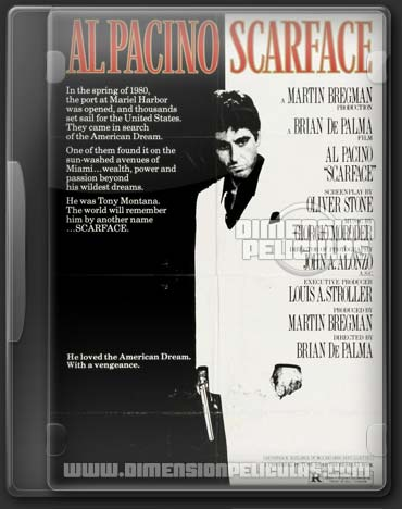 Scarface (BRRip HD Ingles Subtitulado) (1983)