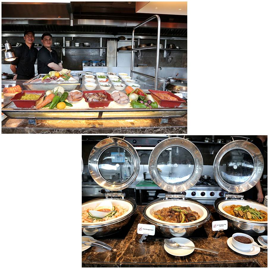 F1 Hotel's All-New Buffet with Interactive Cooking