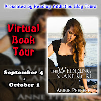 {Review+G!veaway} The Wedding Cake Girl by Anne Pfeffer