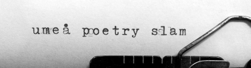 Umeå Poetry Slam