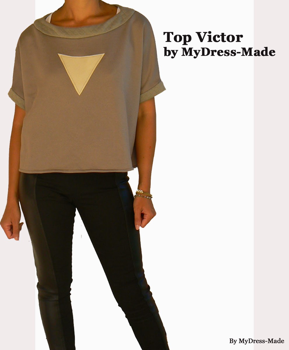 Top Victor – REPUBLIQUE DU CHIFFON