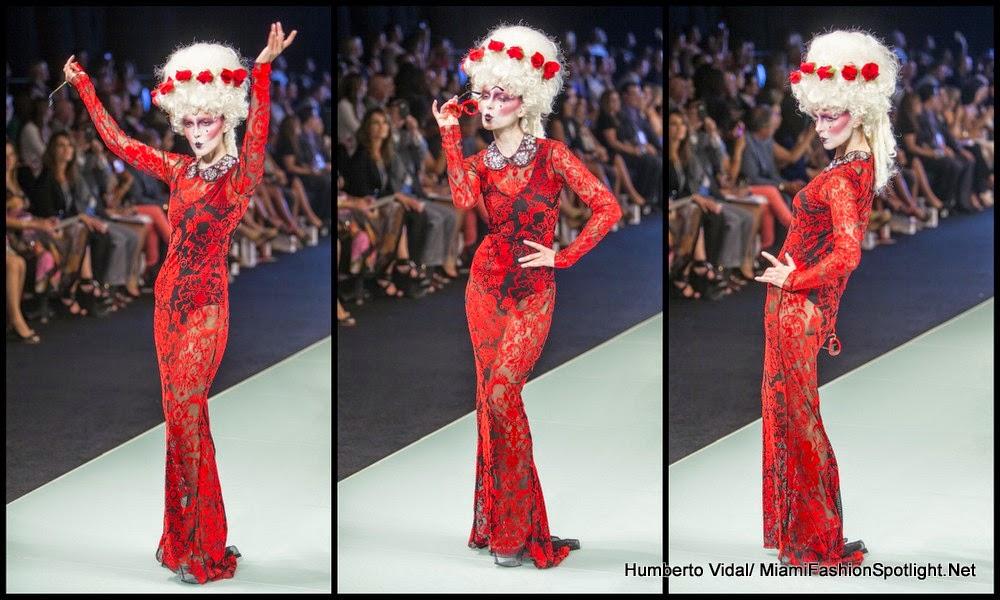 Viviana Gabeiras Thrills the Audience With Her Fashion Presentation!