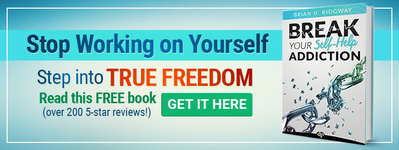 Are you an addict to self-help?