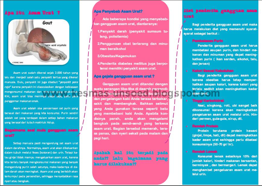 Leaflet Kesehatan Contoh Pictures