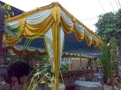 dekorasi tenda termurah kualitas terbaik