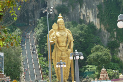 Batu Caves - Click To Visit