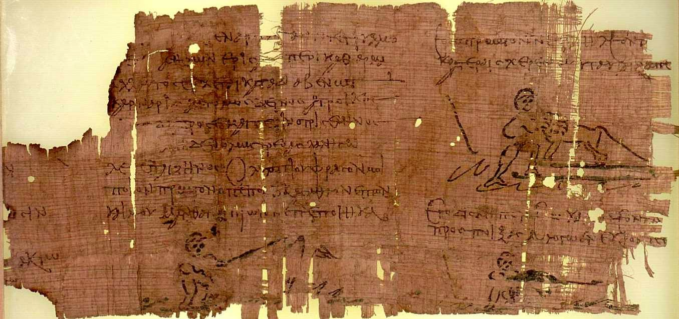 What is papyrus for the ancient world 48