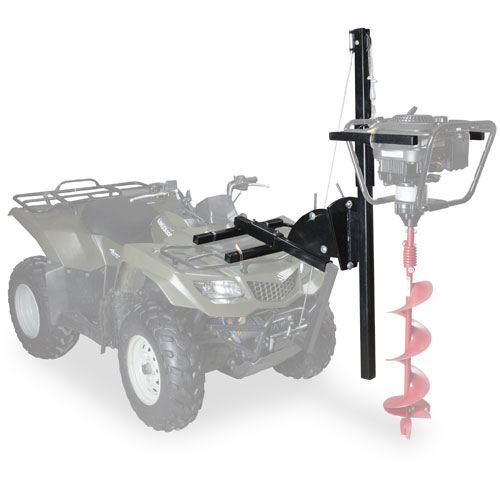 Ice Auger Quad Mount9