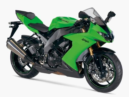 Kawasaki Zx R No Fuel
