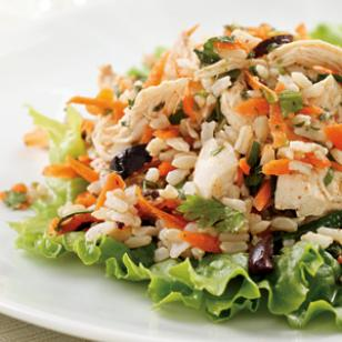 Moroccan chicken salad recipe arabic food recipes the arabic food recipes kitchen the home of delicious arabic food recipes invites you to try moroccan chicken salad recipe enjoy the moroccan cuisine and forumfinder Images