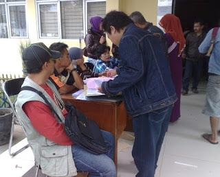 Membuat Akta Kelahiran di Kab. Bandung