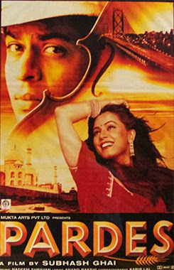 Pardes(1997) Hindi Movie HD