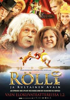 Watch Rölli ja kultainen avain (2013) movie free online