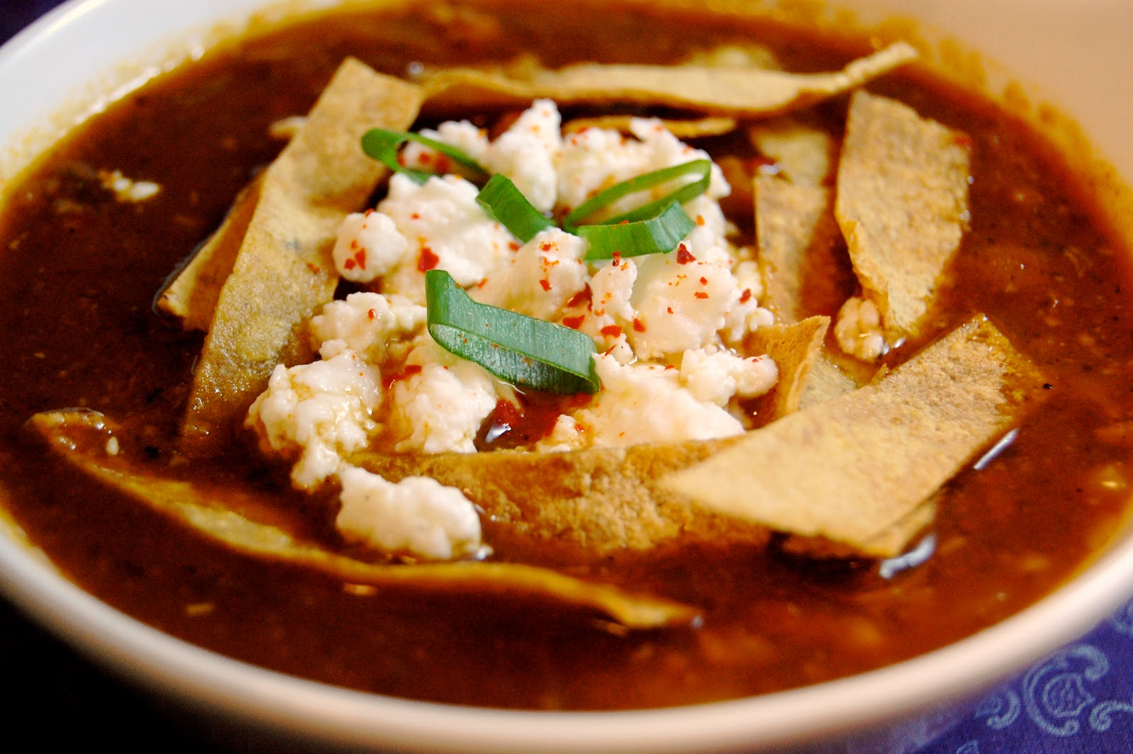 Tortilla Soup Sopa De Tortilla All About Mexico Recipes ...