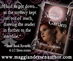 Night Garden at Romance Reviews