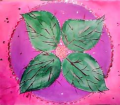 Mandala - Buscando el camino - Acrilico/papel