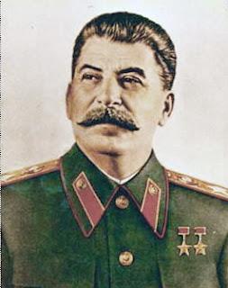 Joseph Stalin Diktator Uni Soviet