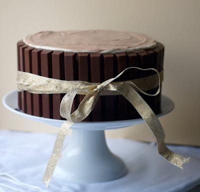 Sweet taste c mo decorar un pastel de forma f cil for Como decorar una torta facil y economica