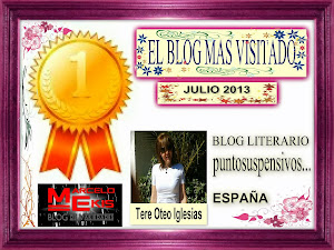 PUNTOS... BLOG MÁS VISITADO JULIO 2013