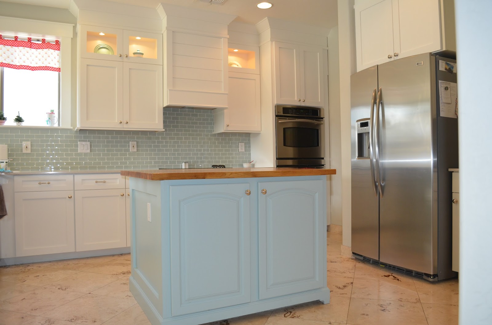 Kitchen Transformation Before And After: Christine's Favorite Things: Before And After Kitchen Makeover
