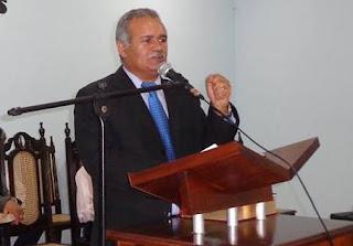 Feliz aniversário Pastor Enock