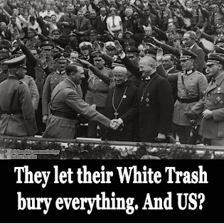 Their White Trash Buried Germany. US?