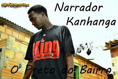 """ENTREVISTA - O rapper Narrador Kanhanga Fala sobre seu Album """"O Preto do Bairro"""""""