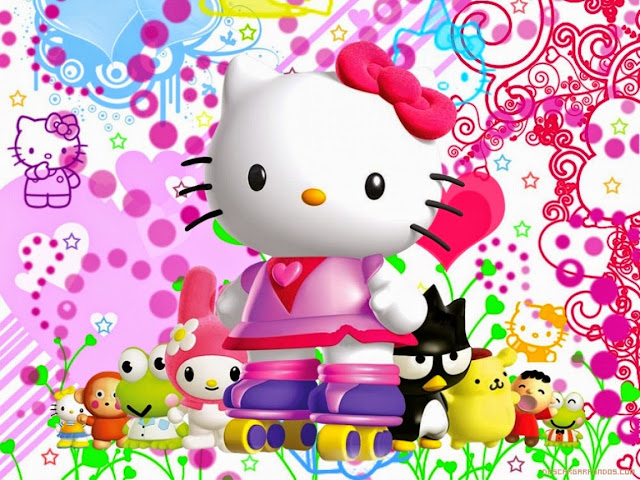 190020-Hello Kitty HD Wallpaperz