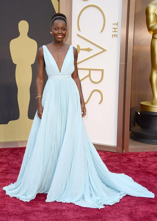Oscars, Lupita Nyong'o, Prada