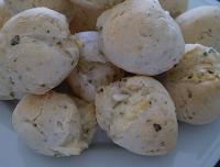 Pãozinho de Mandioca (vegana)