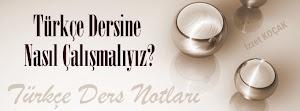 Türkçe Dersine Nasıl Çalışmalıyız?
