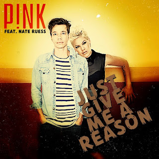 Lirik Lagu Just Give Me A Reason feat Nate Ruess – Pink