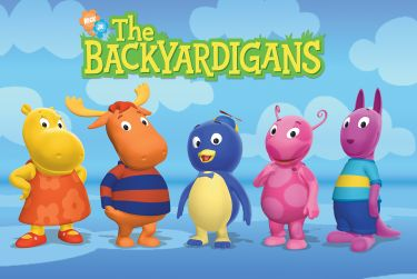 The Backyardigans Anime Cartoon