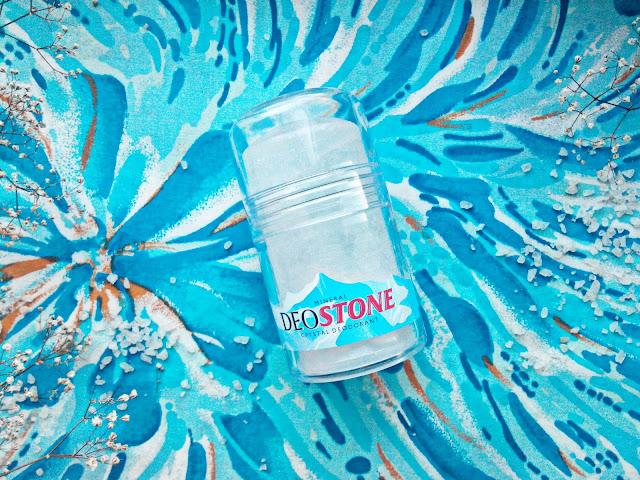 Минеральный кристаллический дезодорант DeoStone