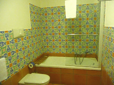 Procida Hotel Vigna - Bathroom