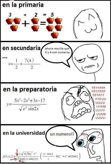 2rorqrk las matemáticas a través de los tiempos, con memes portal de,Memes De Matematicas