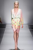 Ежедневна рокля пастелно