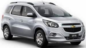 Daftar Harga Mobil Chevrolet Spin Baru Dan Perbedaan Chevrolet Spin Indonesia dengan Thailand