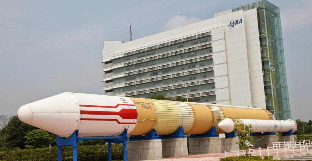 Tsukuba Space Center in Japan. Credit: Okuda Yasuhiro