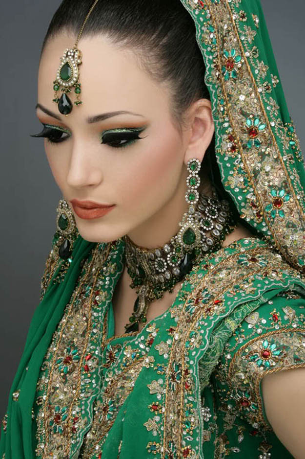 GlamboxBeautiful Makeup Is Our Hallmark Beautiful Indian Brides