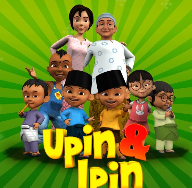 Upin Ipin History TURN ON YOUR LIFE