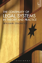Libro Patrocinado (20% de descuento) Benjamin Spagnolo - The Continuity of Legal Systems